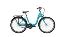 Citybike Victoria Classic 1.3 silber,blau