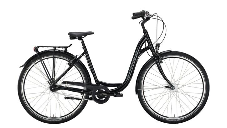 Citybike Victoria Classic 1.6 schwarz,silber 2020