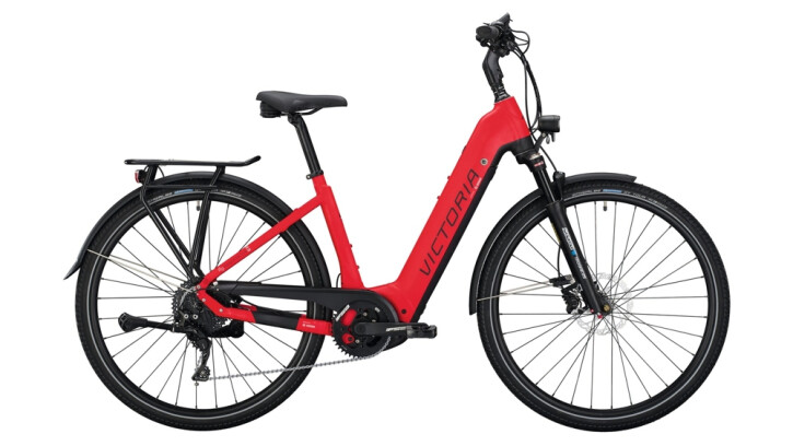 E-Bike Victoria eManufaktur 12.9 rot,grau 2020