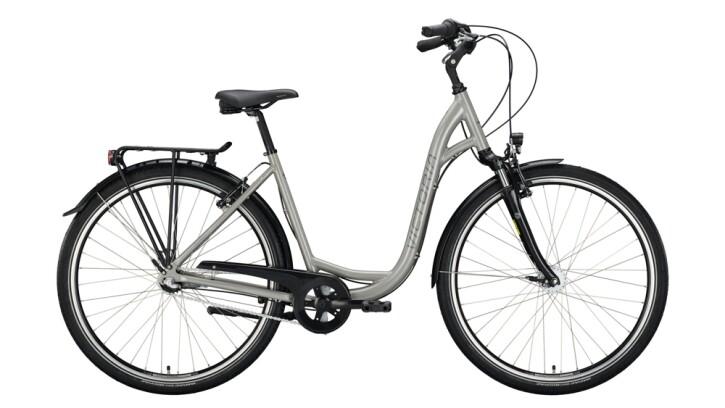 Citybike Victoria Classic 1.4 silber,grau 2020