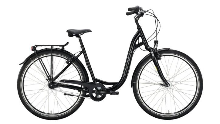 Citybike Victoria Classic 1.7 schwarz,silber 2020