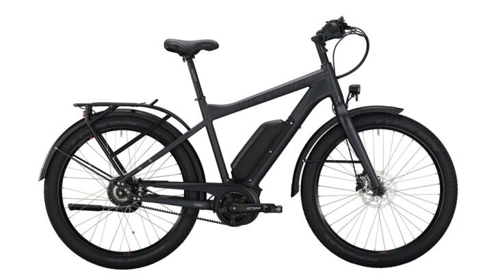 E-Bike Victoria eUrban 11.9 silber,grau 2020