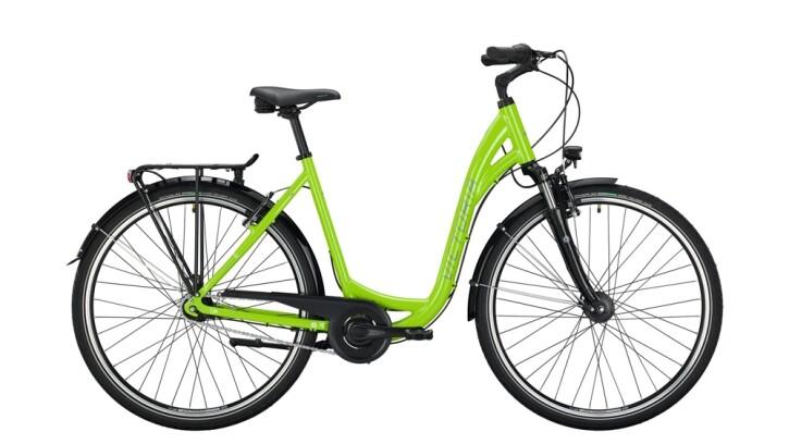 Citybike Victoria Classic 5.2 weiß,grün 2020
