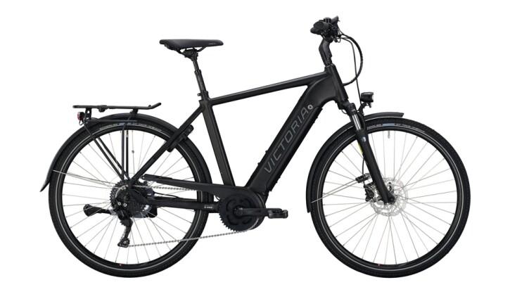 E-Bike Victoria eTrekking 12.8 schwarz 2020