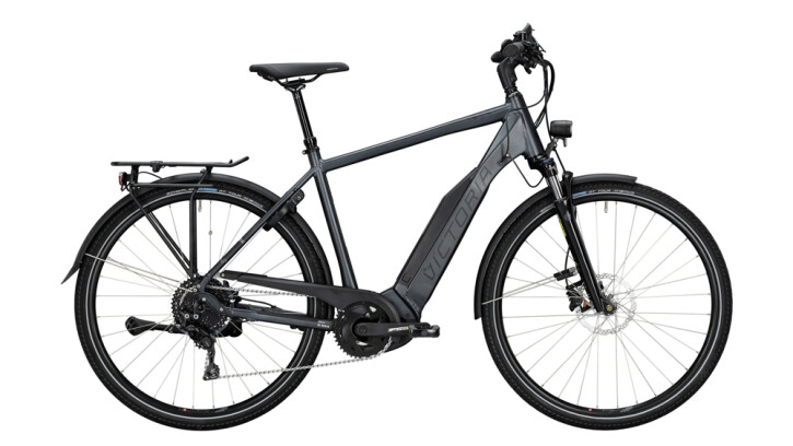 E-Bike Victoria eTrekking 10.9 braun,grau 2020