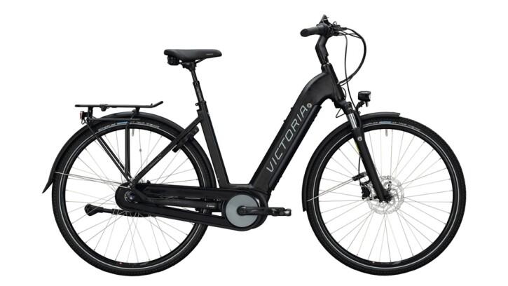 E-Bike Victoria eTrekking 11.4 H schwarz,blau 2020