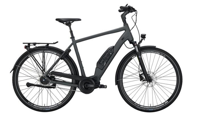 E-Bike Victoria eTouring 7.4 silber,grau 2020