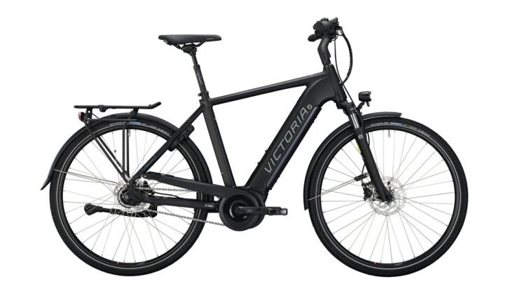 E-Bike Victoria eTrekking 11.4 schwarz,blau 2020