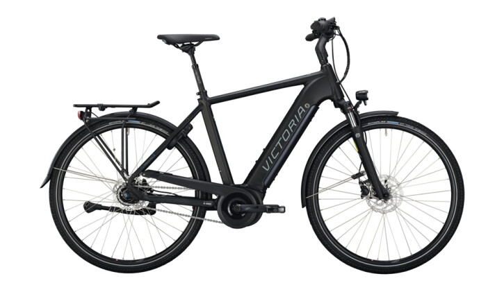 E-Bike Victoria eTrekking 11.6 schwarz,blau 2020