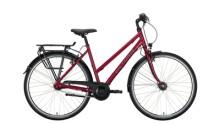 Trekkingbike Victoria Trekking 1.6 rot,grau