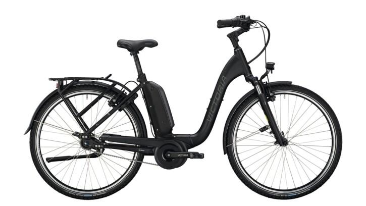 E-Bike Victoria eManufaktur 9.3 schwarz,silber 2020