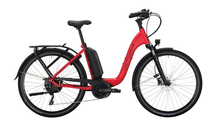 E-Bike Victoria eManufaktur 10.8 schwarz,rot 2020