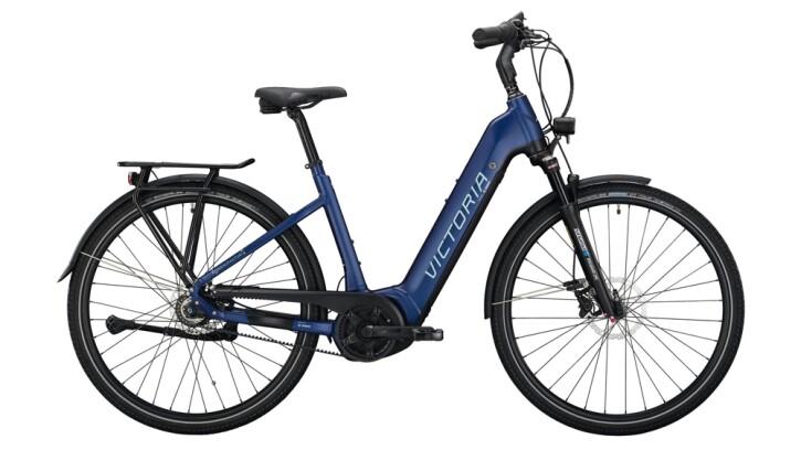 E-Bike Victoria eManufaktur 11.7 weiß,blau 2020