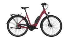 E-Bike Victoria eTouring 7.5 silber,rot