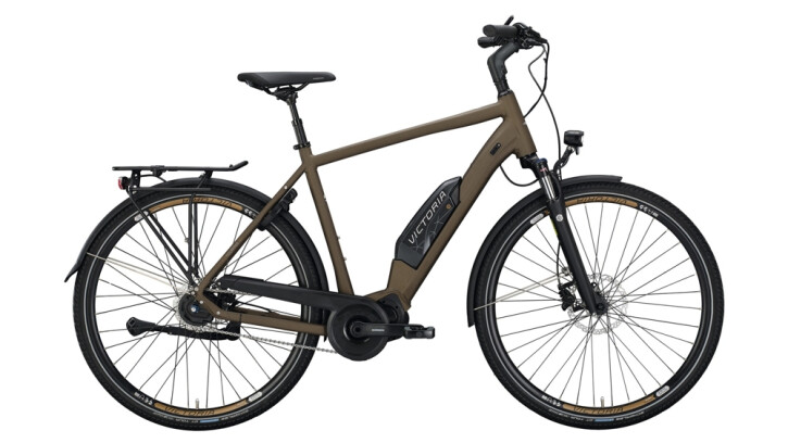 E-Bike Victoria eTouring 7.7 schwarz,braun 2020