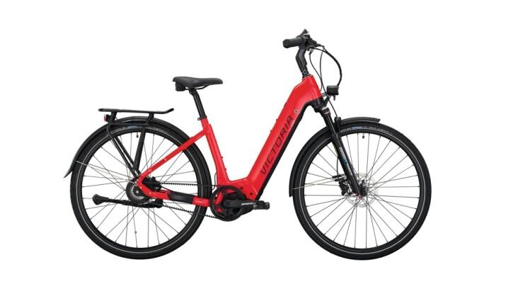 E-Bike Victoria eManufaktur 11.9 rot,grau 2020