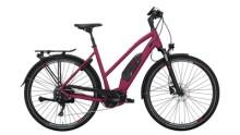 E-Bike Victoria eTouring 8.8 schwarz,violett