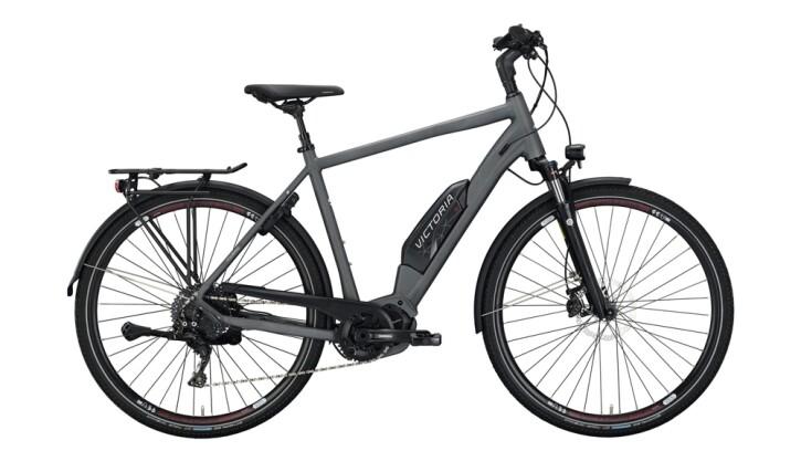 E-Bike Victoria eTouring 8.9 rot,grau 2020