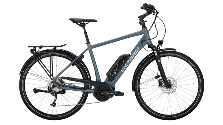 E-Bike Victoria eTrekking 6.3 grau 2020