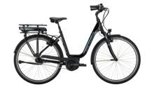 E-Bike Victoria eTrekking 5.7 schwarz,blau