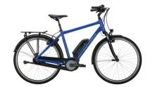 E-Bike Victoria eTrekking 5.9 H silber,blau
