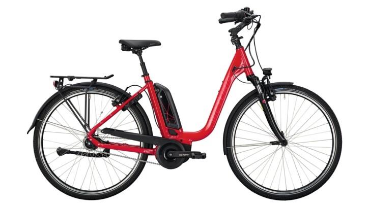 E-Bike Victoria eTrekking 7.3 rot,grau 2020