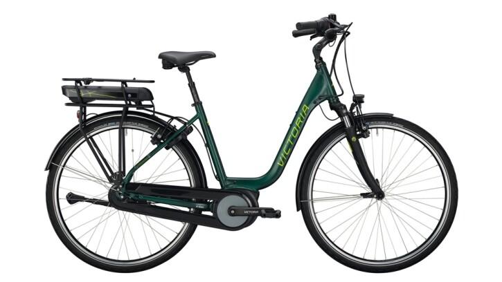 E-Bike Victoria eTrekking 5.9 H grün,grau 2020