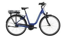 E-Bike Victoria eTrekking 5.9 silber,blau