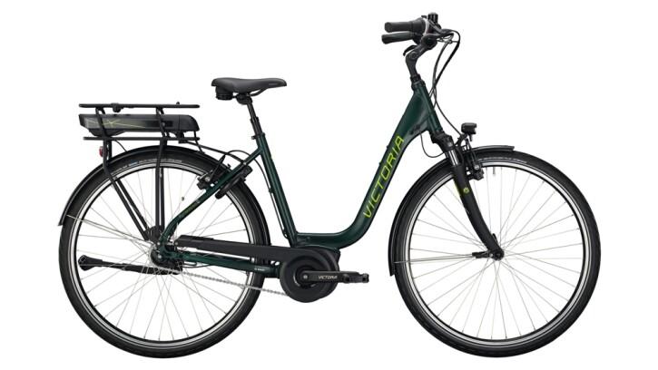 E-Bike Victoria eTrekking 5.9 grün,grau 2020