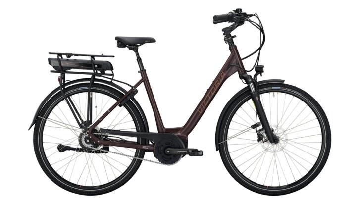 E-Bike Victoria eTrekking 7.9 braun,beige 2020