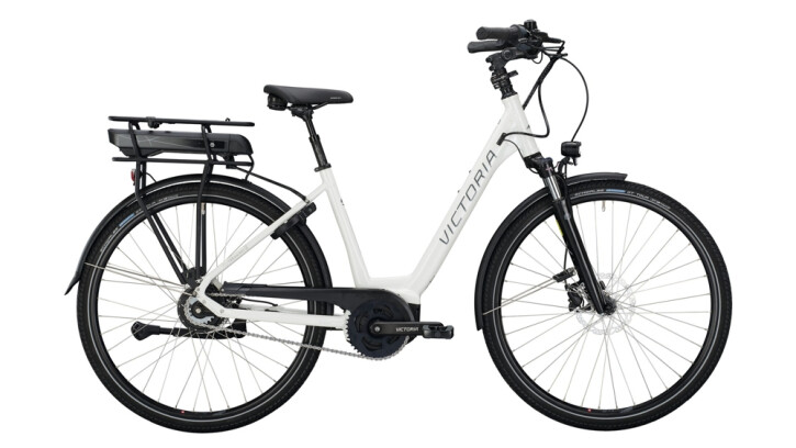 E-Bike Victoria eTrekking 7.9 weiß,grau 2020