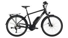 E-Bike Victoria eTrekking 8.8 schwarz,rot