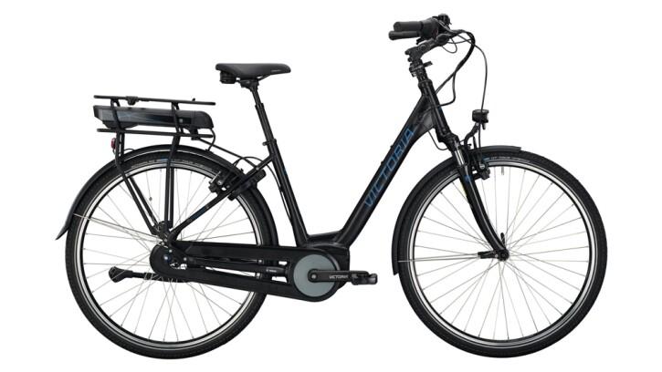 E-Bike Victoria eTrekking 7.4 H schwarz,grau 2020