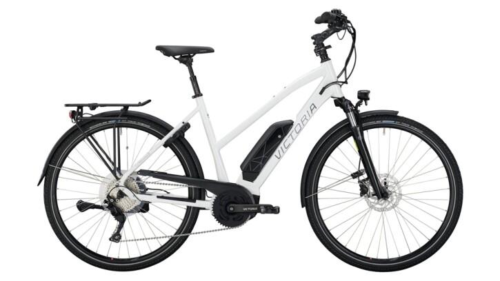 E-Bike Victoria eTrekking 8.8 weiß,grau 2020