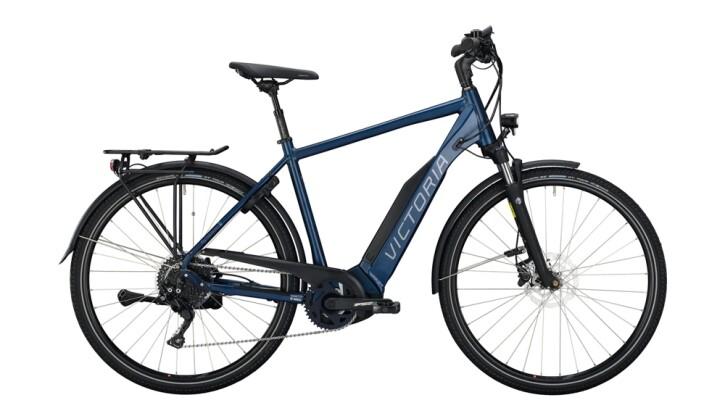 E-Bike Victoria eTrekking 10.8 blau 2020