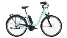 E-Bike Victoria eTrekking 7.4 blau,grün