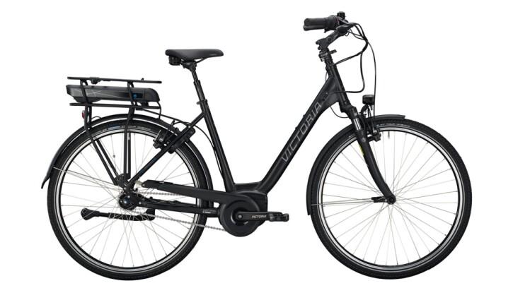 E-Bike Victoria eTrekking 7.6 schwarz,blau 2020