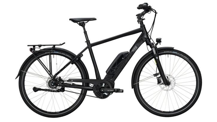 E-Bike Victoria eTrekking 7.7 schwarz,grau 2020