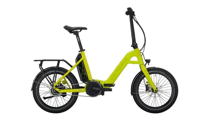 E-Bike Victoria eFolding 7.1 schwarz,grün 2020