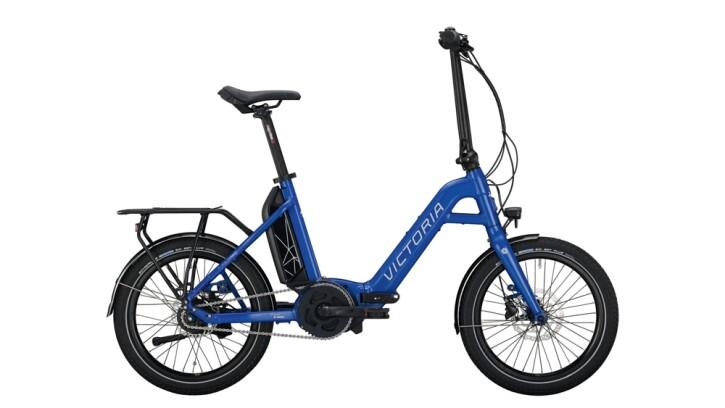 E-Bike Victoria eFolding 7.2 blau 2020