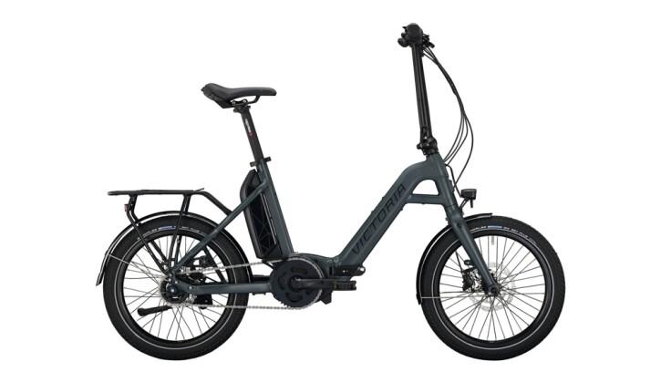 E-Bike Victoria eFolding 7.5 grau 2020