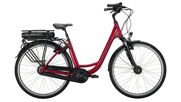 E-Bike Victoria eClassic 3.1 H silber,rot 2020