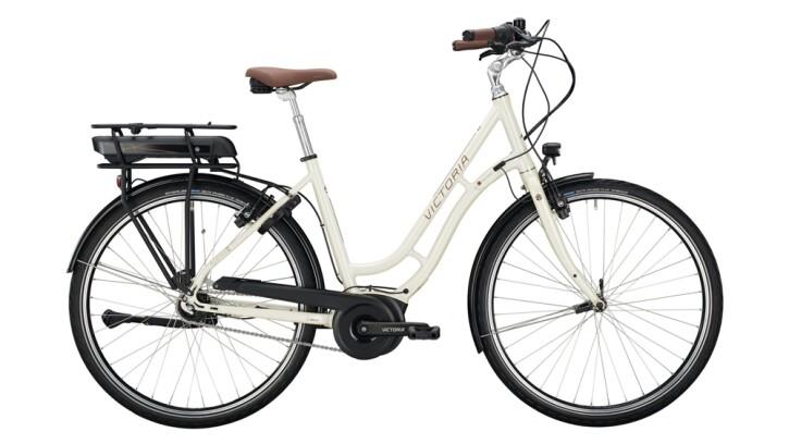 E-Bike Victoria eRetro 5.8 weiß,grau 2020