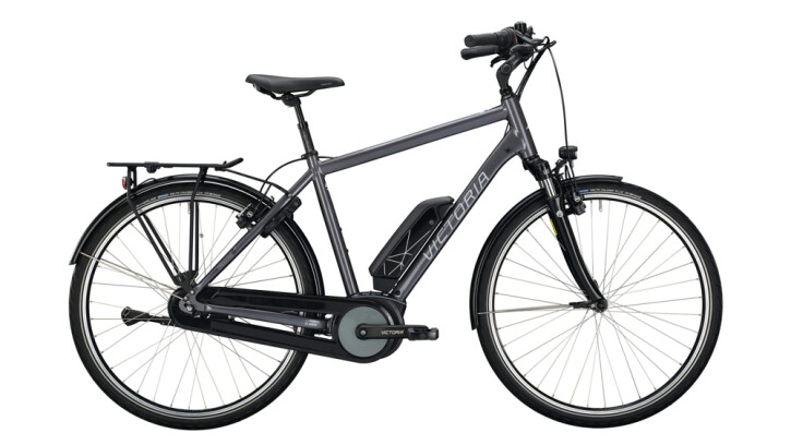 E-Bike Victoria eTrekking 5.5 H schwarz,grau 2020