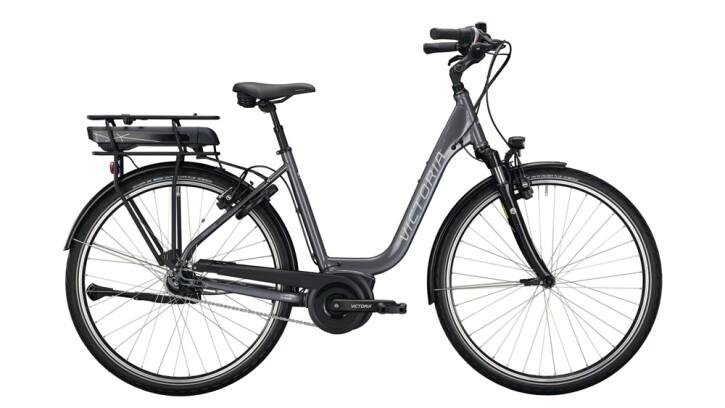 E-Bike Victoria eTrekking 5.6 schwarz,grau 2020