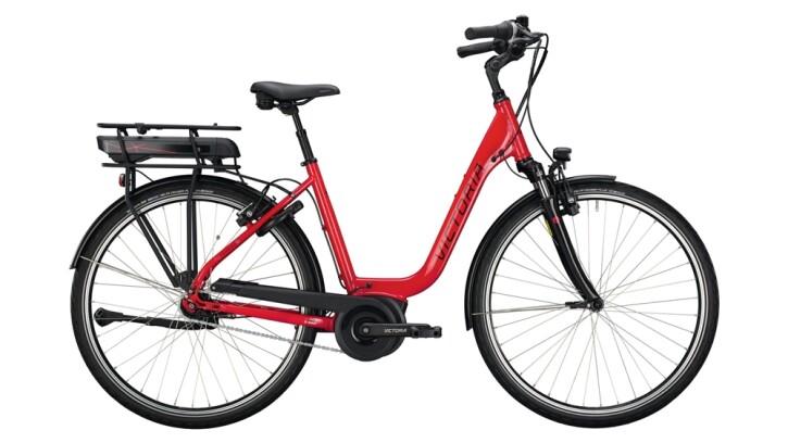 E-Bike Victoria eTrekking 5.6 rot,grau 2020