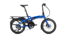 E-Bike Tern Vektron Q9 blau