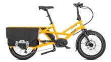 E-Bike Tern GSD S00 schwarz,orange