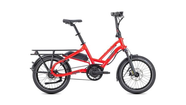 E-Bike Tern HSD S8i rot 2020