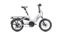E-Bike Tern HSD S+ silber